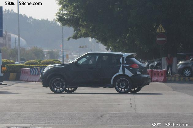 日产全新小型SUV谍照首曝 或将年内上市