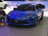 2017日内瓦车展探馆:Alpine A110曝光