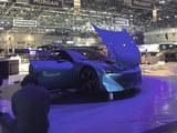 2017日内瓦车展探馆:标致Instinct概念车
