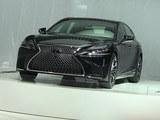 2017日内瓦车展探馆:雷克萨斯LS 500h