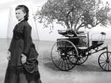 三八妇女节献礼 汽车史上让人铭记的女性