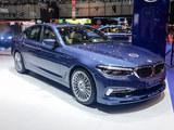 2017日内瓦车展:新一代ALPINA B5发布