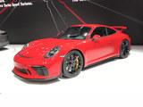 2017日内瓦车展:新款911 GT3正式亮相