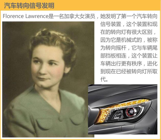 女子不如男? 汽车史上让人铭记的女性