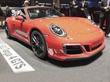 2017日内瓦车展:新款911 Targa 4 GTS