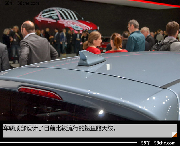 2017年日内瓦车展实拍 全新起亚Picanto
