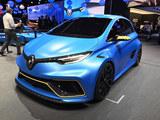 2017日内瓦车展:雷诺ZOE e-sport概念车