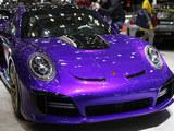 2017日内瓦车展 GEMBALLA发布改款911