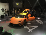 Huracan新车型国内发布 百公里加速2.9秒