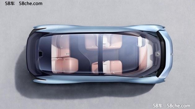 蔚来EVE概念车发布 将上海车展国内亮相