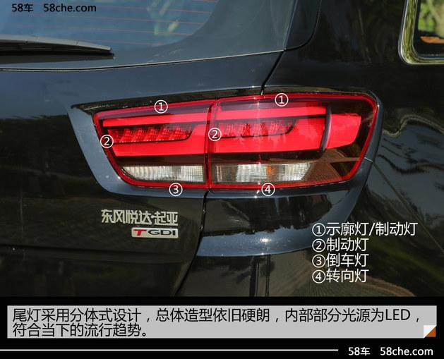 东风悦达起亚KX7尊跑上市