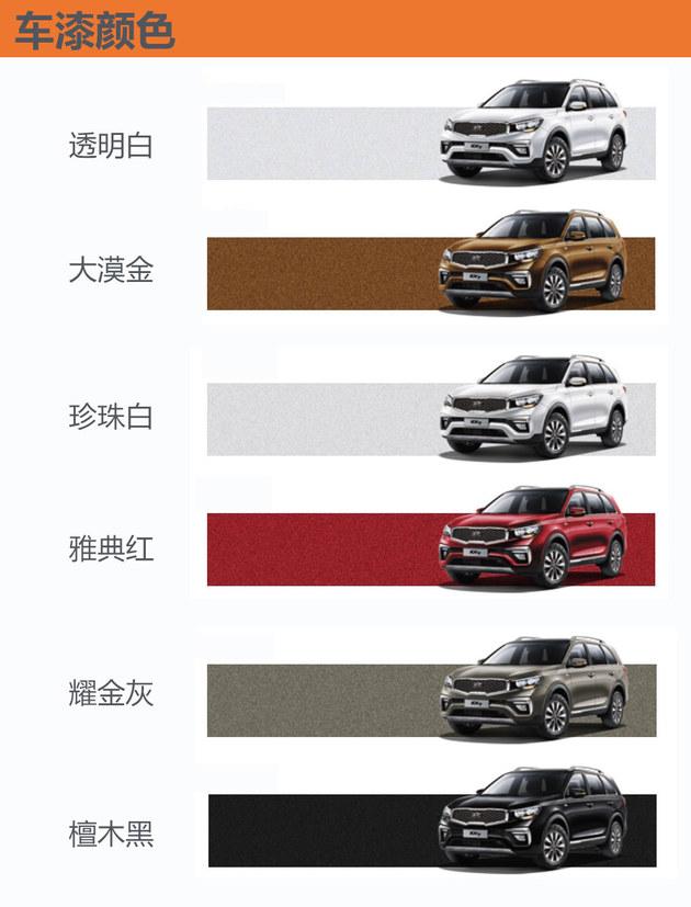 东风悦达起亚KX7尊跑购车手册
