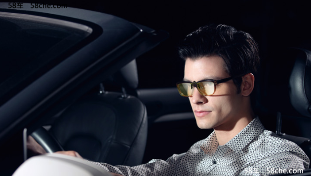 杨嵩推出专业赛车级9090安全行车夜视镜