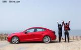 甜蜜升级 情侣自驾游享新Mazda3 Axela