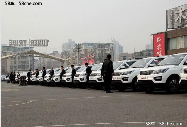 长安CX70T千城万人交车盛典 圆满结束