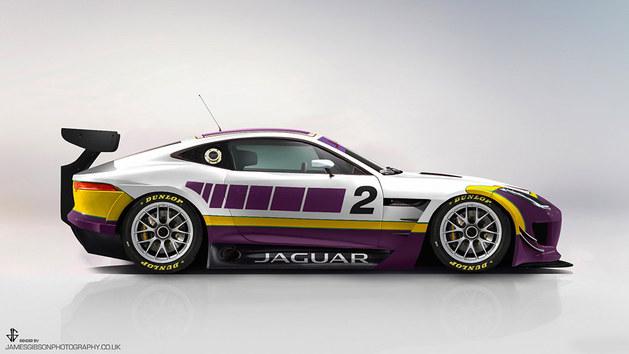 捷豹或将打造F型GT4赛车替代VantageGT4