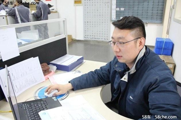 专访天津宝信宝马车间经理贾明旭先生