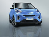 奇瑞2017电动车规划 上海车展推两款新品