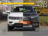 新生代五座中型SUV抗衡 途观L对比冠道