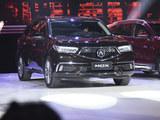 讴歌新款MDX国内首次亮相 上海车展上市