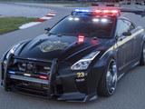 2017纽约车展 警用外观版日产GT-R曝光