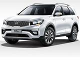 起亚全新K2-CROSS/焕驰 上海车展首发