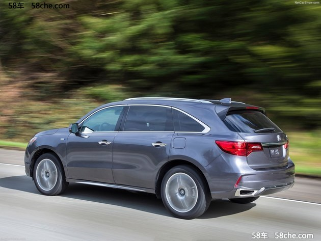 Acura旗舰SUV 新款MDX正式亮相广本之夜