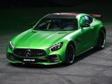AMG GT R内饰设计个性 百公里加速3.6秒