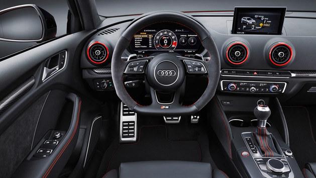 奥迪RS3/日产GT-R领衔 本周海外盘点
