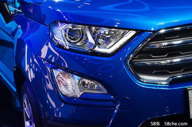 福特新款翼搏上市 售价7.98-15.58万元