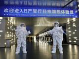 日产智行科技体验馆 登陆广州白云机场