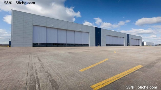 阿斯顿马丁新工厂开工 未来将生产DBX