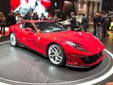 2017上海车展 法拉利两款V12超跑将首发