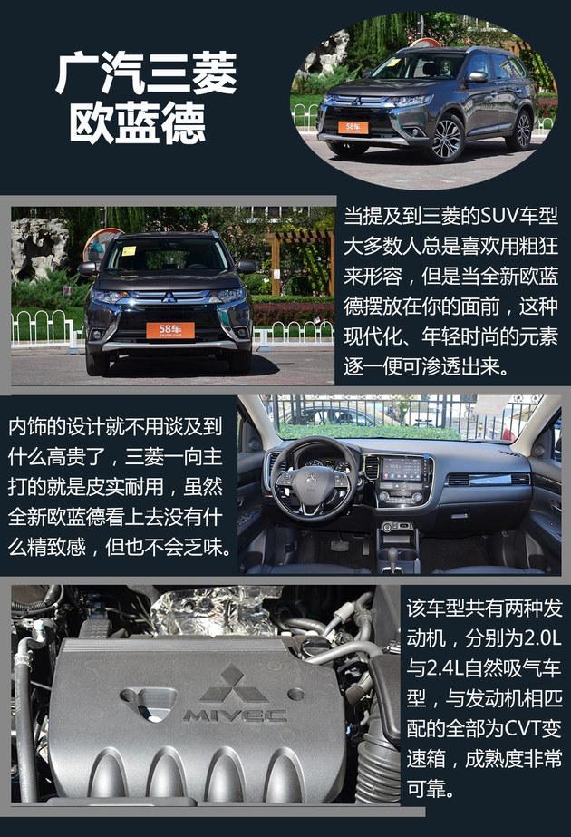 新奇骏开玩7座 这3款紧凑SUV空间也不弱