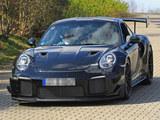 新保时捷911 GT2谍照曝光 变成性能野兽