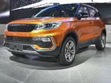上海车展猎豹CS9上市 售7.68-11.68万元