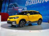 2017上海车展 东风风神SUV-AX4正式亮相