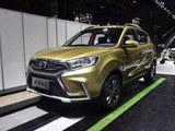 2017上海车展 陆风小型SUV X2正式亮相