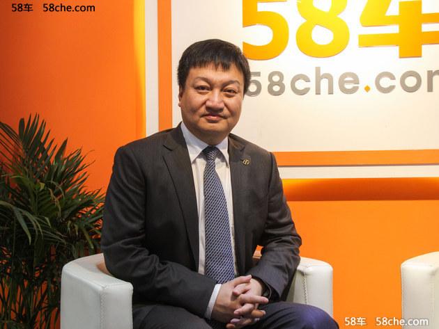 2017上海车展 专访北汽绅宝传播总监李磊