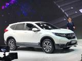 2017上海车展 国产全新CR-V锐·混动亮相