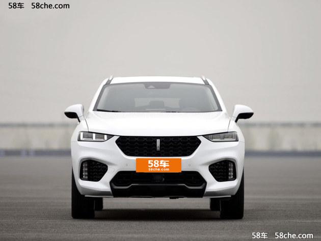 2017上海车展 WEY VV7系列售16.78万元起