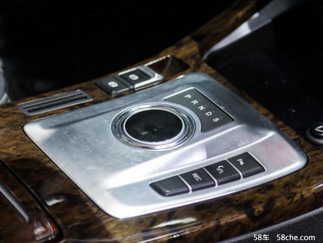 2017上海车展 汉腾X7S车展首次正式亮相