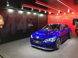 2017上海车展 宝马M4 CS全球首发亮相