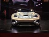 上海车展 Vulcano Titanium售6680万元