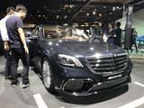 2017上海车展 奔驰AMG S 65 L正式亮相