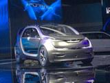 2017上海车展 克莱斯勒推Portal概念车