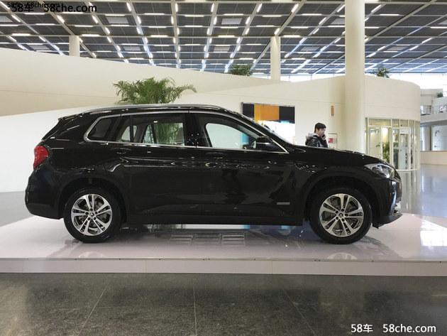 2017上海车展 之诺60H亮相售价34.9万元