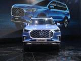 2017上海车展 上汽大通D90正式亮相发布