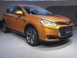 上海车展 纳智捷新款优6 SUV 12.98万起