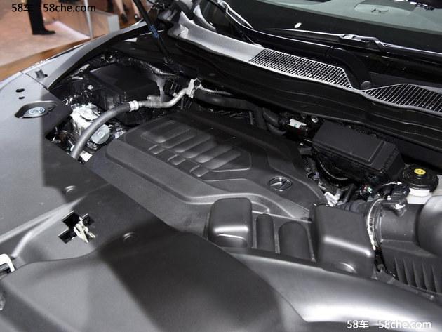 2017上海车展 新款MDX混动版售69.8万起